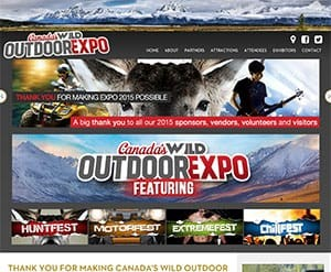 Canada's Wild Outdoor Expo